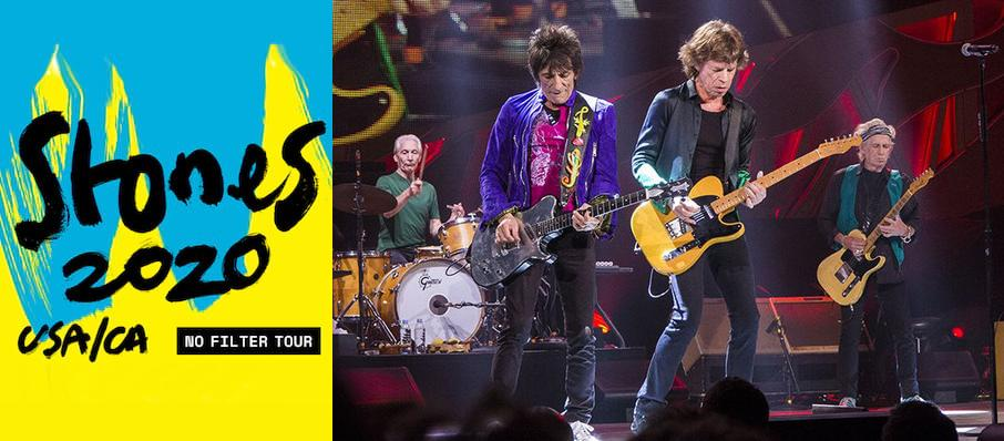 The Rolling Stones at Cotton Bowl Stadium