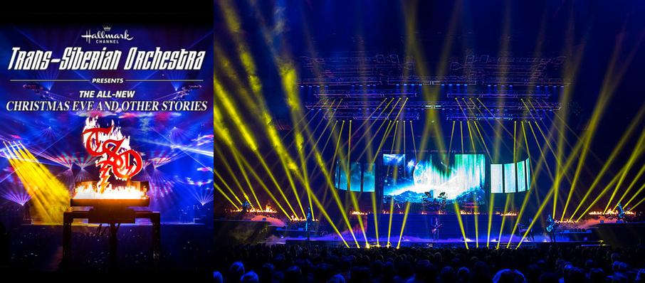Trans-Siberian Orchestra at American Airlines Center