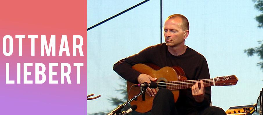 Ottmar Liebert at House of Blues