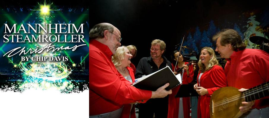 Mannheim Steamroller at Pavilion at the Music Factory