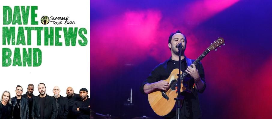 Dave Matthews Band at Choctaw Casino & Resort
