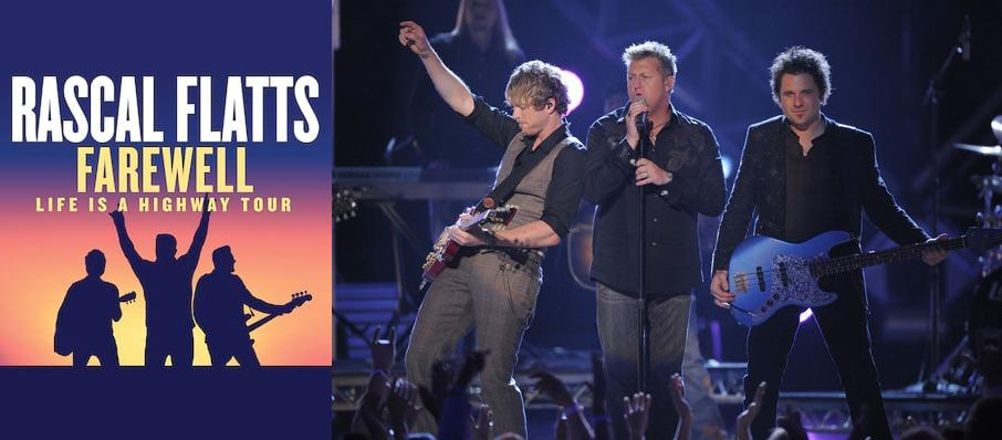 Rascal Flatts at Gexa Energy Pavilion