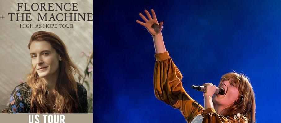 Florence and the Machine at Pavilion at the Music Factory