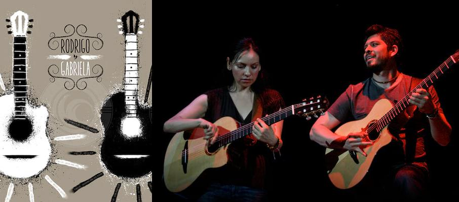 Rodrigo Y Gabriela at South Side Music Hall
