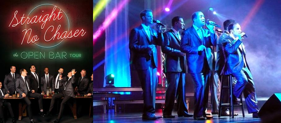 Straight No Chaser at Mcfarlin Auditorium