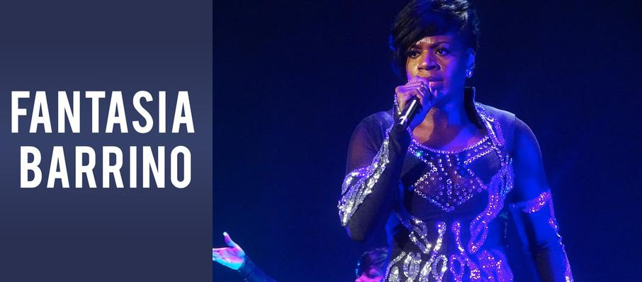Fantasia Barrino at Music Hall at Fair Park