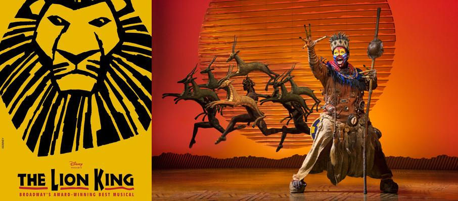 The Lion King at Music Hall at Fair Park