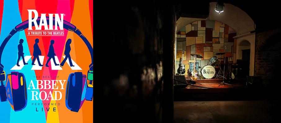 Rain - A Tribute to the Beatles at Pavilion at the Music Factory