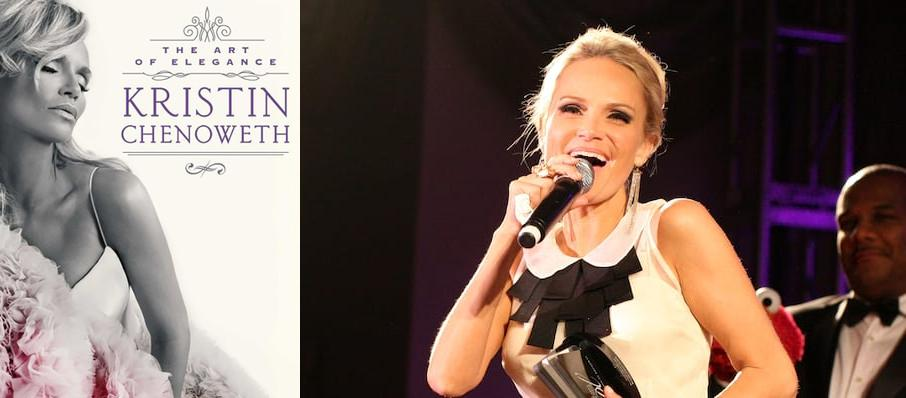 Kristin Chenoweth at Winspear Opera House