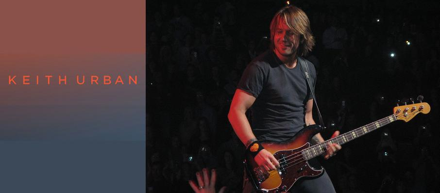 Keith Urban at American Airlines Center