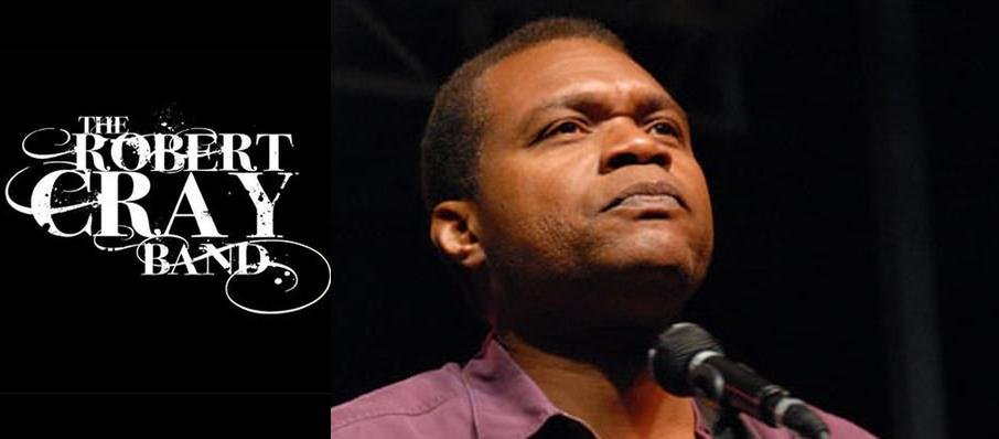Robert Cray Band at Majestic Theater