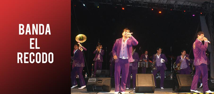 Banda El Recodo at The Bomb Factory