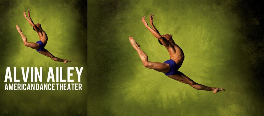 Alvin Ailey American Dance Theater at Winspear Opera House
