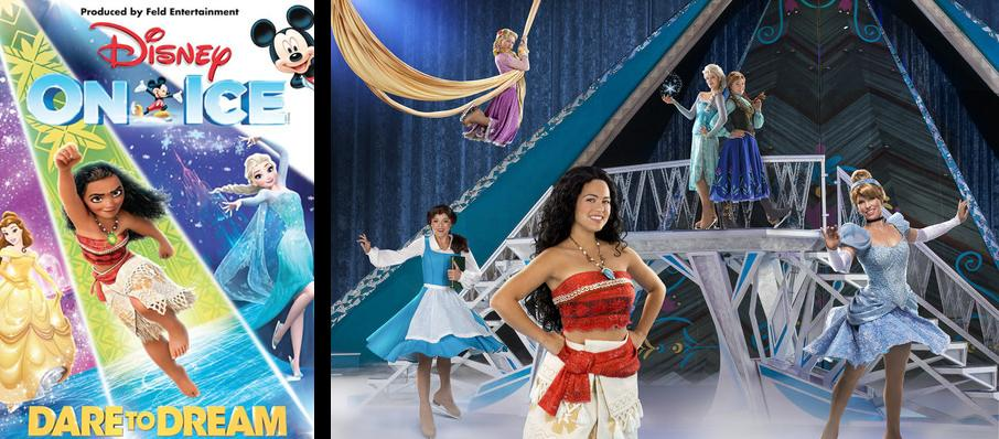 Disney On Ice: Dare To Dream at American Airlines Center
