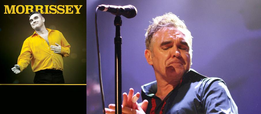 Morrissey at Verizon Theatre