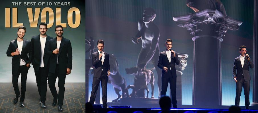 Il Volo at Winspear Opera House