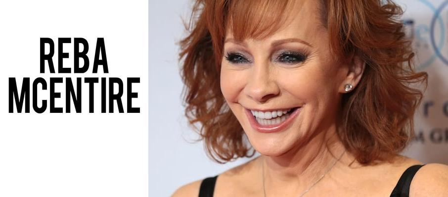 Reba McEntire at Pavilion at the Music Factory