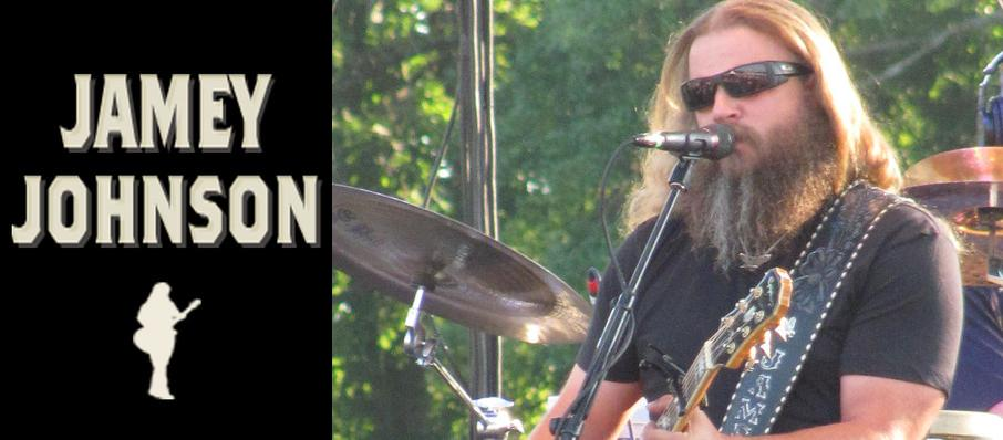 Jamey Johnson at Choctaw Casino & Resort