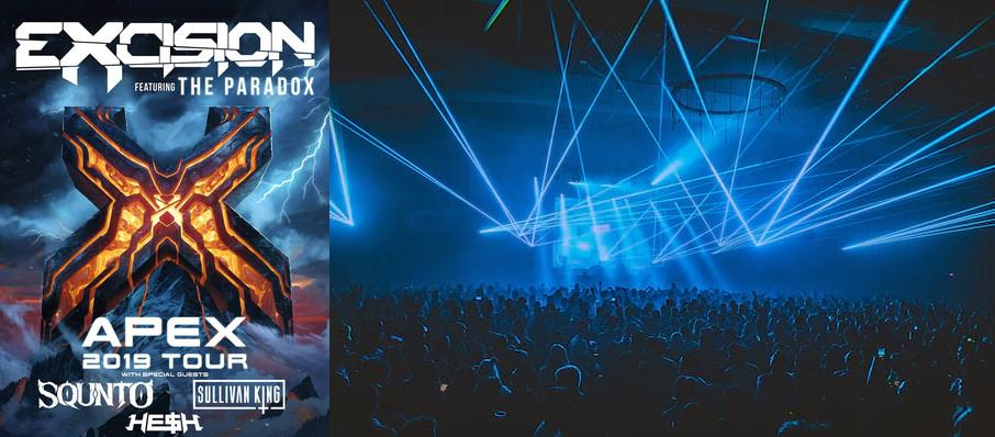 Excision at Pavilion at the Music Factory