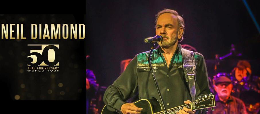 Neil Diamond at American Airlines Center