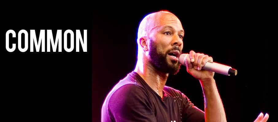 Common at The Bomb Factory
