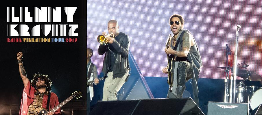 Lenny Kravitz at Verizon Theatre