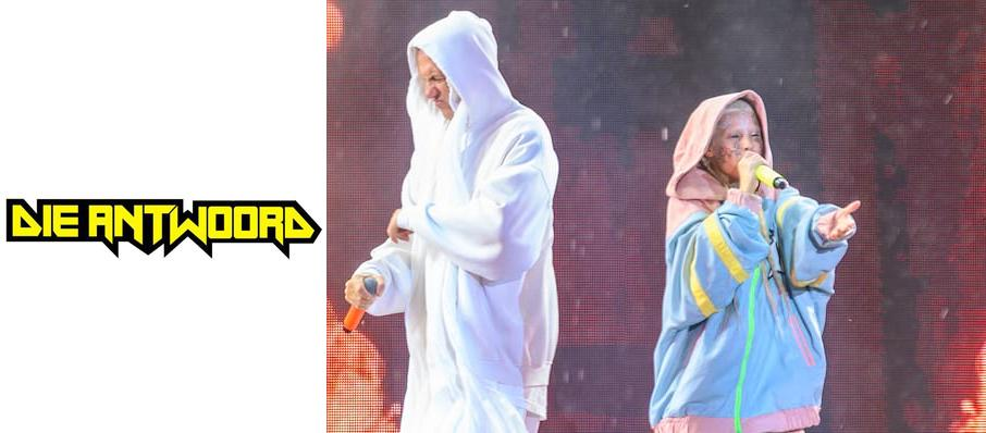 Die Antwoord at Pavilion at the Music Factory
