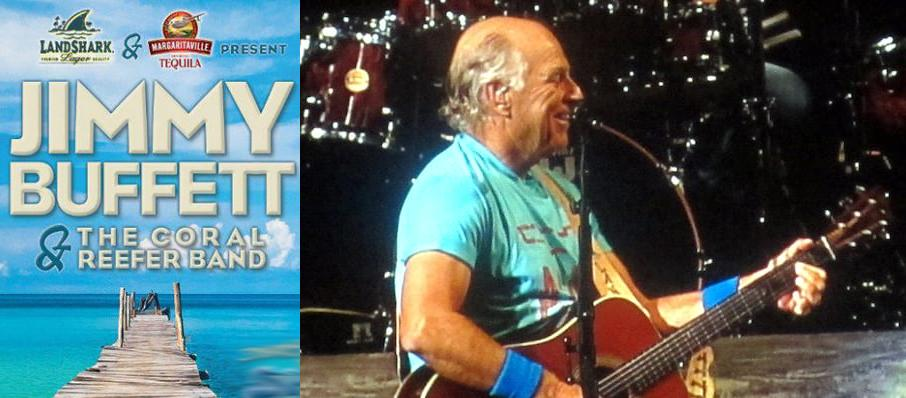 Jimmy Buffett at Dos Equis Pavilion