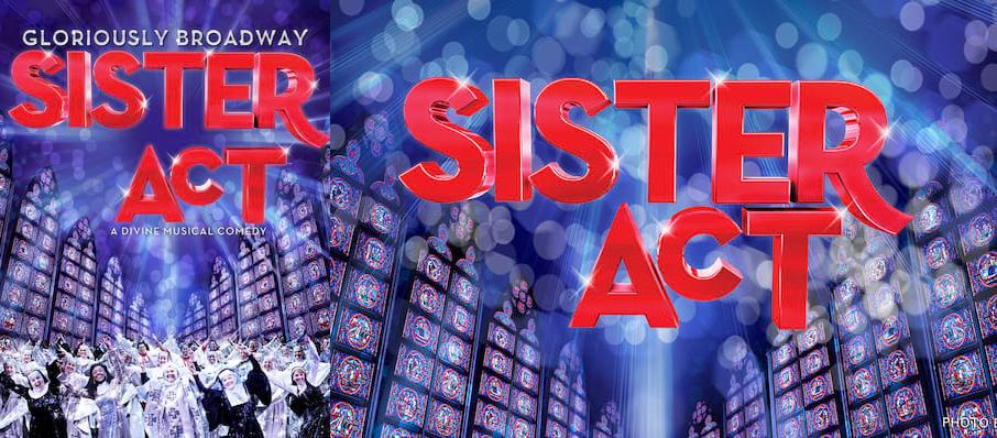 Sister Act at Winspear Opera House