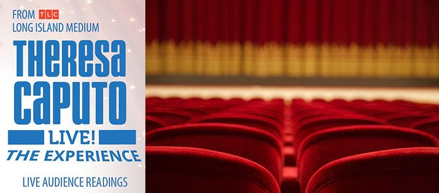 Theresa Caputo at Pavilion at the Music Factory