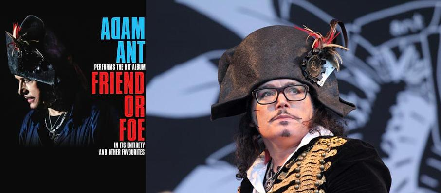 Adam Ant at Majestic Theater