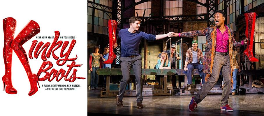Kinky Boots at Music Hall at Fair Park