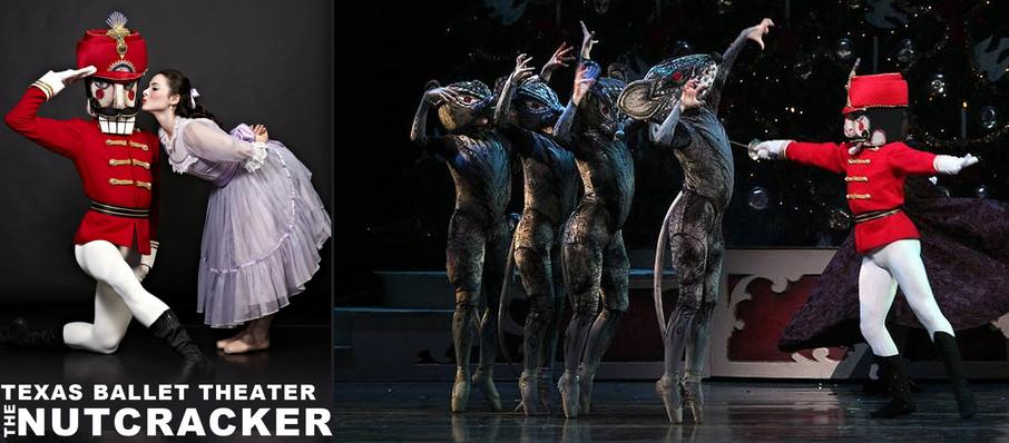 Texas Ballet Theatre - The Nutcracker at Winspear Opera House