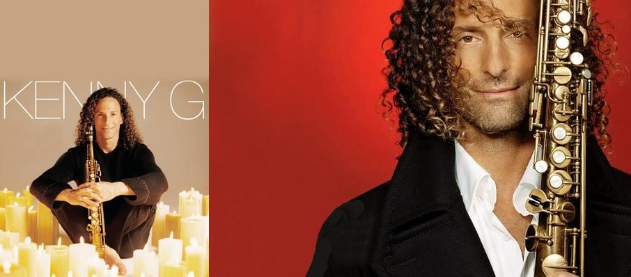 Kenny G. Holiday Show at Winspear Opera House