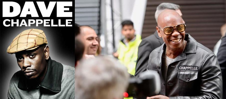 Dave Chappelle at Pavilion at the Music Factory