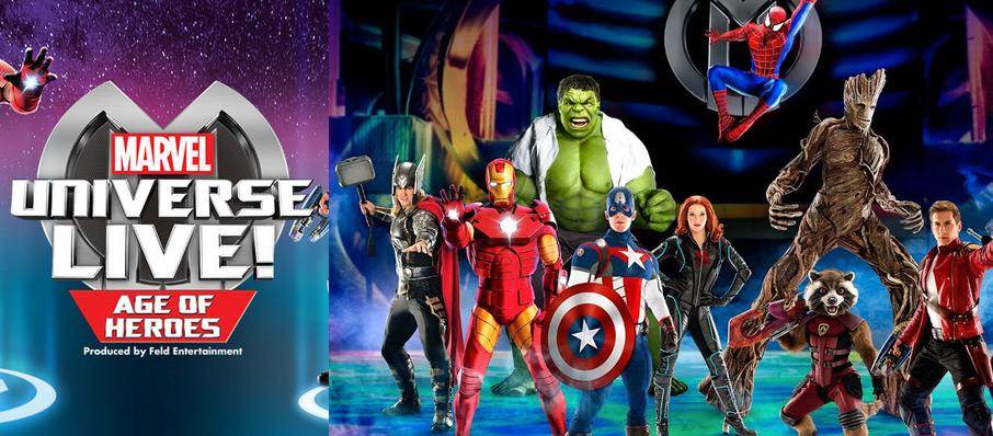 Marvel Universe Live! at American Airlines Center