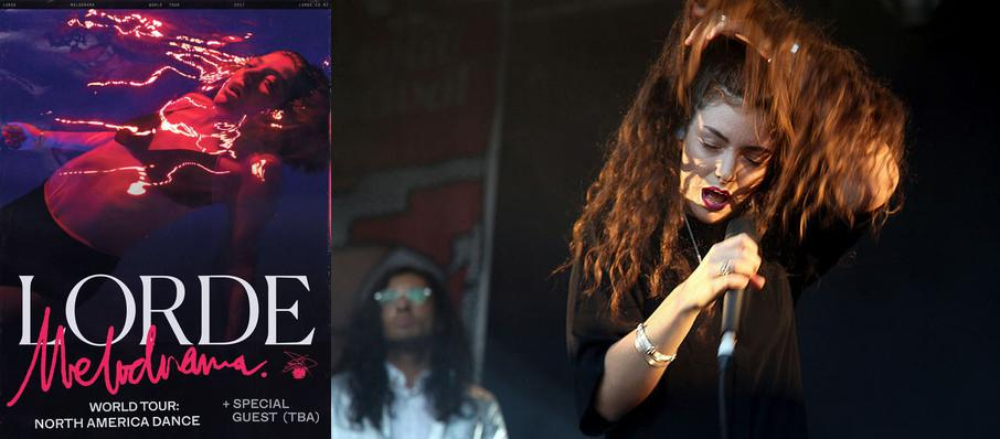 Lorde at American Airlines Center