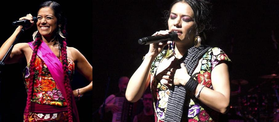 Lila Downs at Winspear Opera House