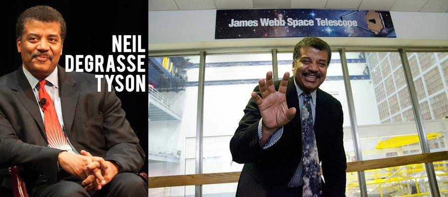 Neil DeGrasse Tyson at Winspear Opera House