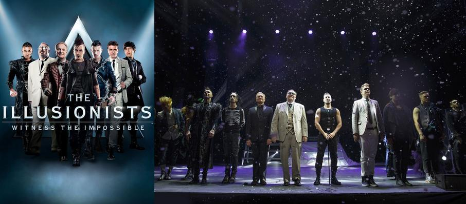 The Illusionists at Comerica Center