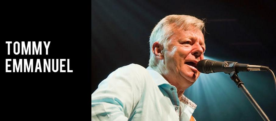 Tommy Emmanuel at Majestic Theater