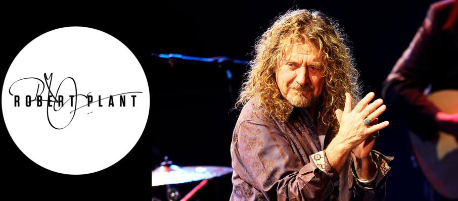 Robert Plant at Pavilion at the Music Factory