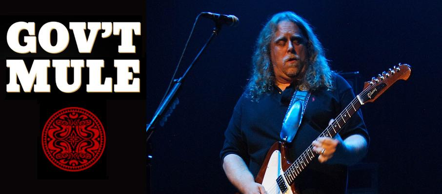 Gov't Mule at Majestic Theater