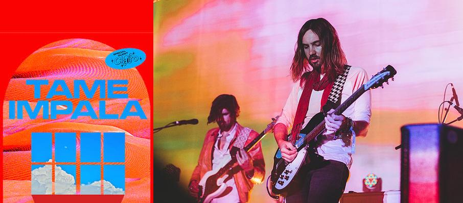 Tame Impala at American Airlines Center