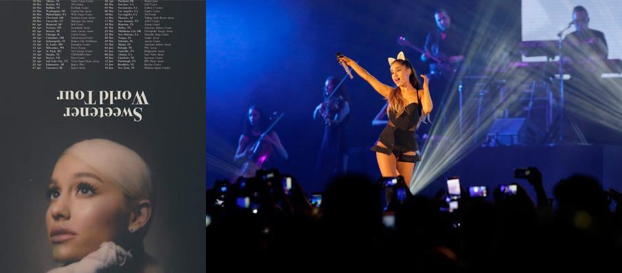 Ariana Grande at American Airlines Center