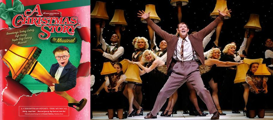 A Christmas Story at Winspear Opera House