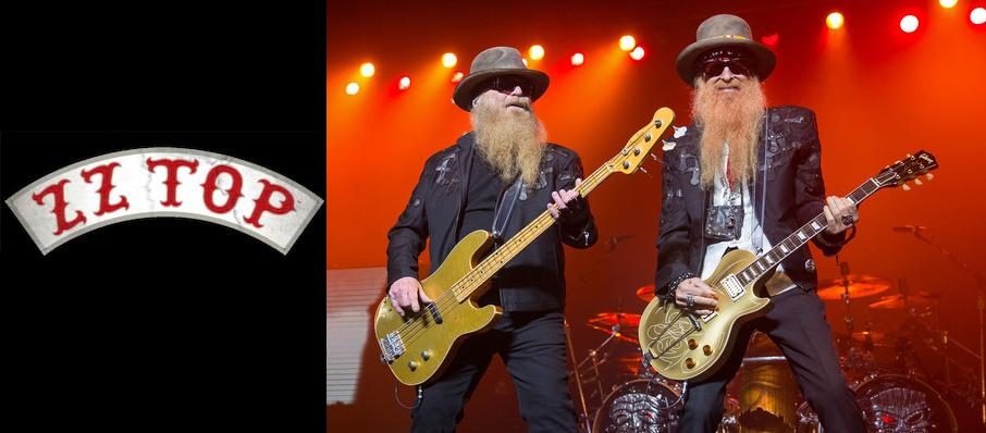 ZZ Top at Pavilion at the Music Factory