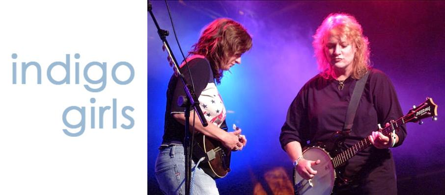 Indigo Girls at Meyerson Symphony Center