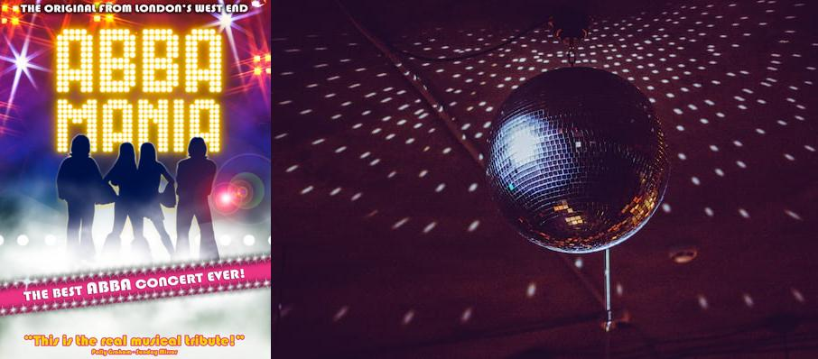 ABBA Mania at Granada Theater