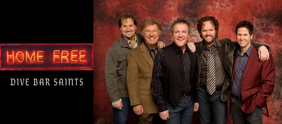 Home Free Vocal Band at Majestic Theater